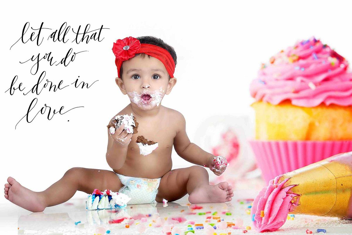 Infant Photography shoot