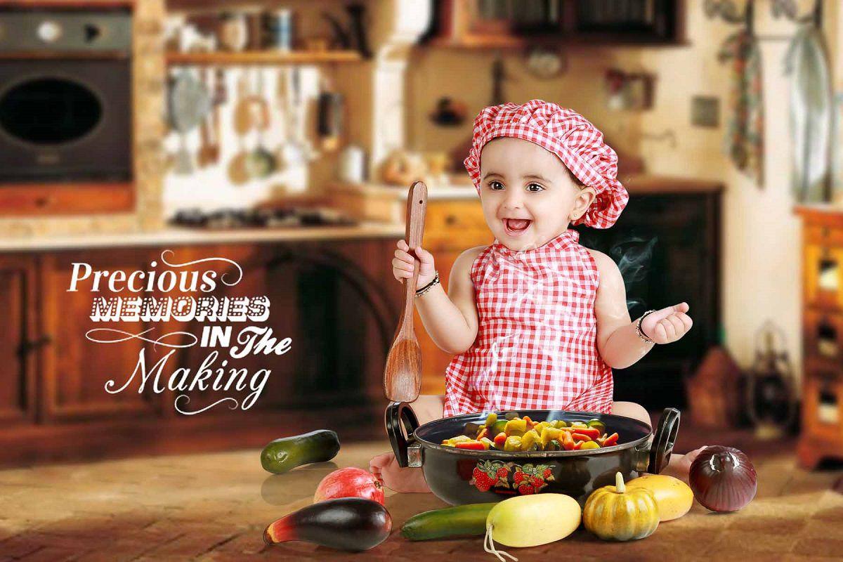 Infant Studio Photography