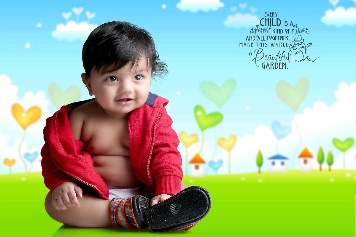 Infant Studio Shoots