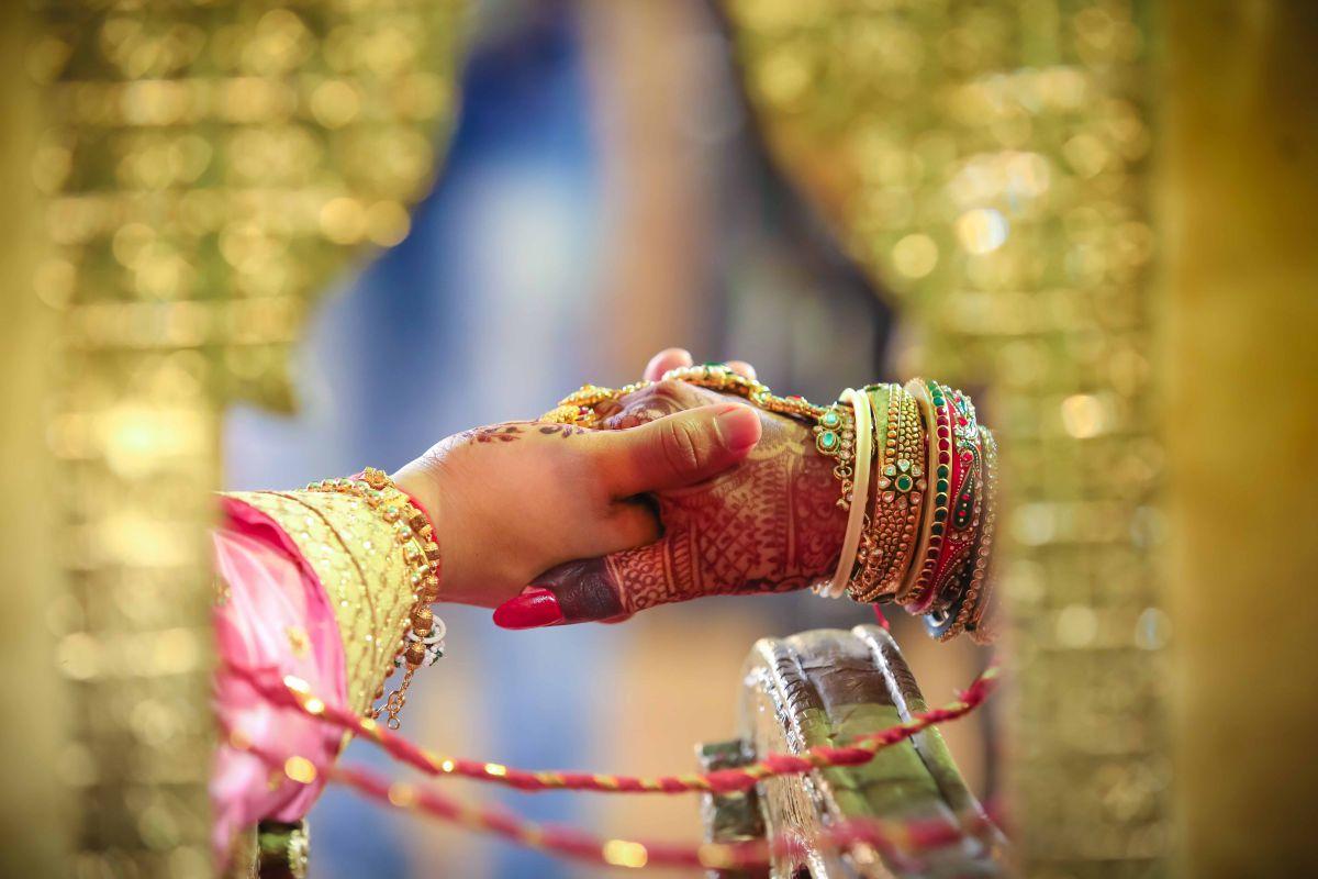 Wedding Knot Photography
